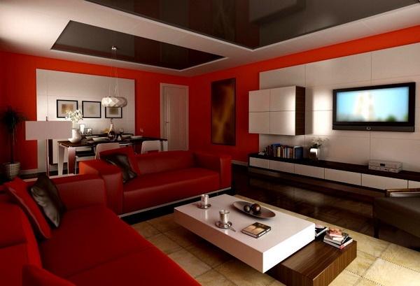 Alt model de sufragerie rosie
